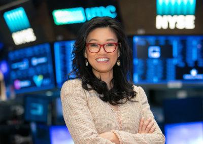 Betty Liu - Executive Chairman of NYSE